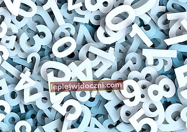 Liczby lub liczby utleniania: definicja, zasady i przykłady
