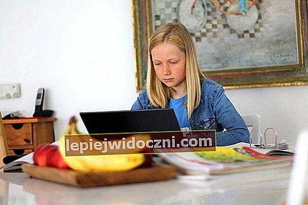 Aplikacja do szkoły online, łatwe rozwiązanie do zajęć edukacyjnych dla dzieci