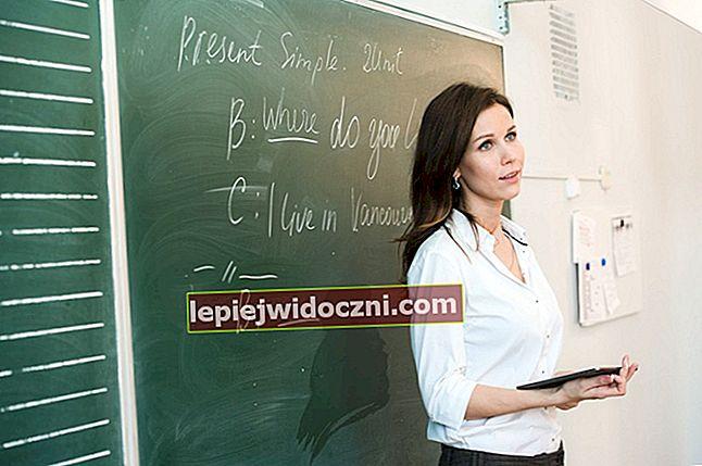 Poznaj 7 typów nauczycieli w szkole, którym jesteś nauczycielem?
