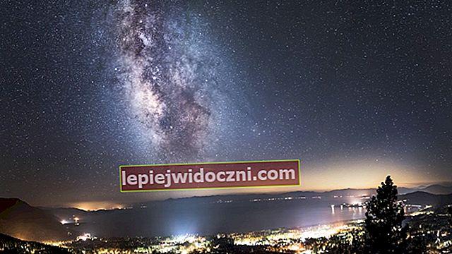 """Poznaj galaktykę Drogę Mleczną, """"mieszkalne"""" miejsce Układu Słonecznego"""