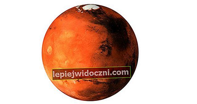 Czy Mars, nazywany Czerwoną Planetą, jest naprawdę czerwony?