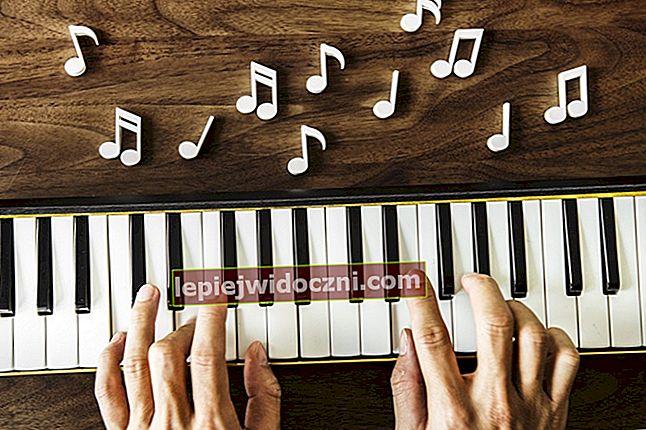 Elementy muzyczne w śpiewie, co tam jest?