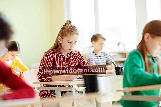 Zwróć uwagę! Oto pełny harmonogram egzaminów ogólnokrajowych 2020 Middle School / MTS