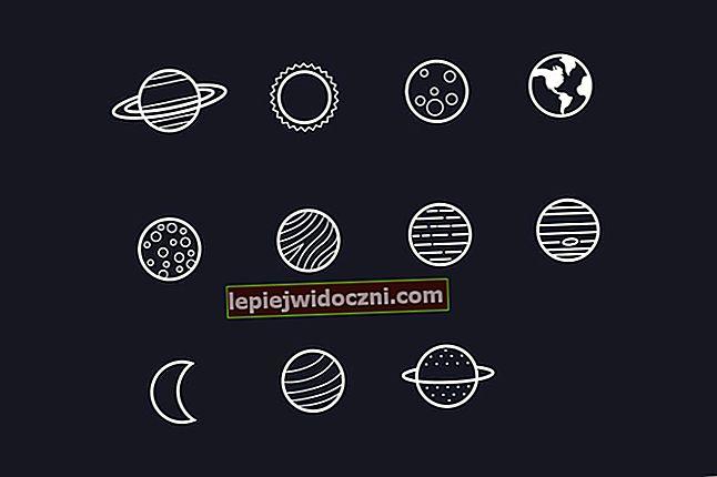 10 interesujących faktów na temat Układu Słonecznego
