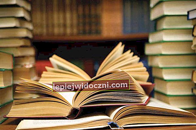 Pisanie recenzji książek, poznaj niektóre struktury!