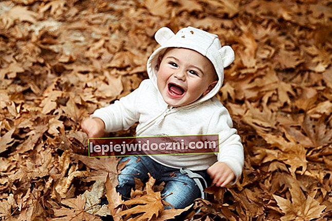 Dlaczego możemy ronić łzy, kiedy się śmiejemy?