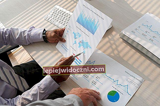 Statystyki uczenia się, od prezentacji po środki dystrybucji danych