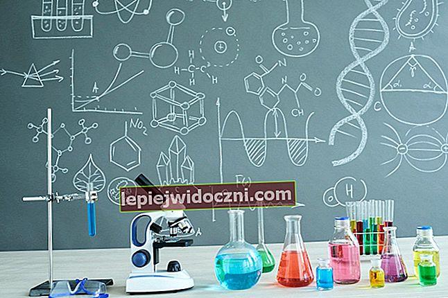 Rola chemii w życiu