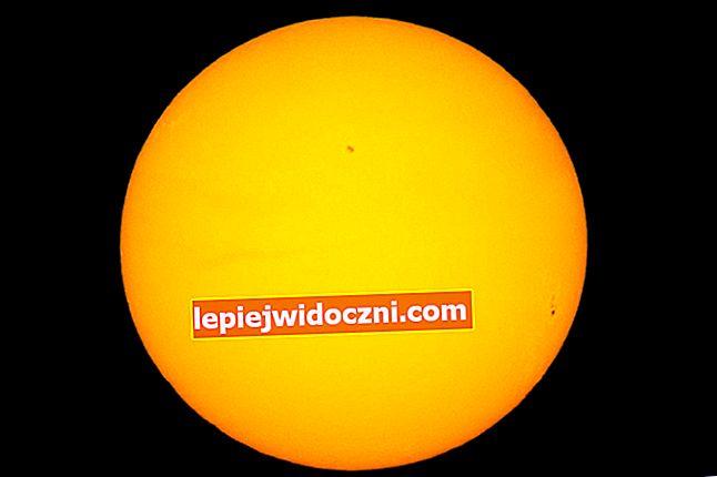 Znasz strukturę Układu Słonecznego, z czego się składa?