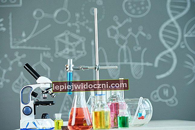 Zrozumienie zmian fizycznych i chemicznych wraz z przykładami