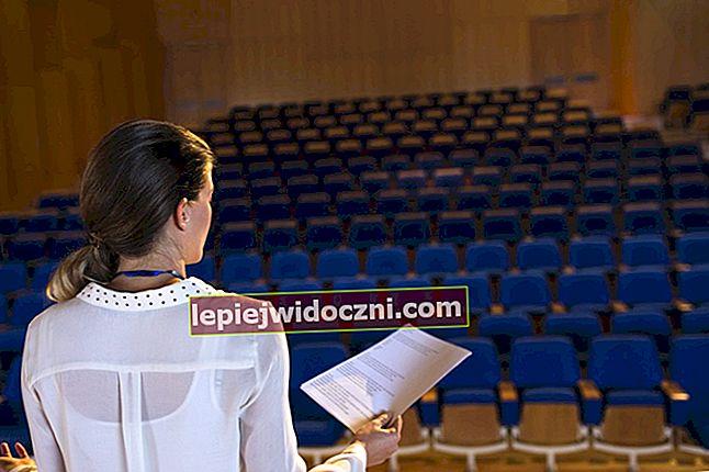 Co to są wystąpienia publiczne i na co należy się przygotować?