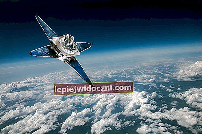 Jakie są rodzaje sztucznych satelitów?