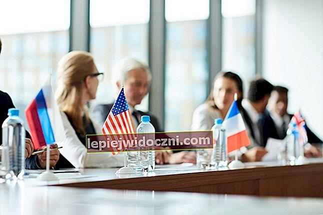 Międzynarodowa współpraca gospodarcza, od definicji do formy
