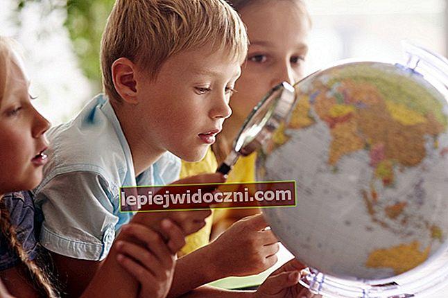 Jakie są zasady geografii?