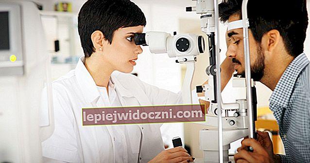 Trzy powszechne wady wzroku dotykające oczy