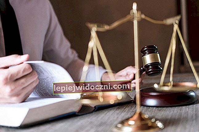 Definicja prawa i jego elementy