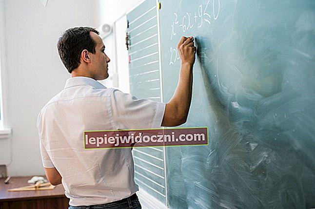 Układ równań liniowych dwóch zmiennych