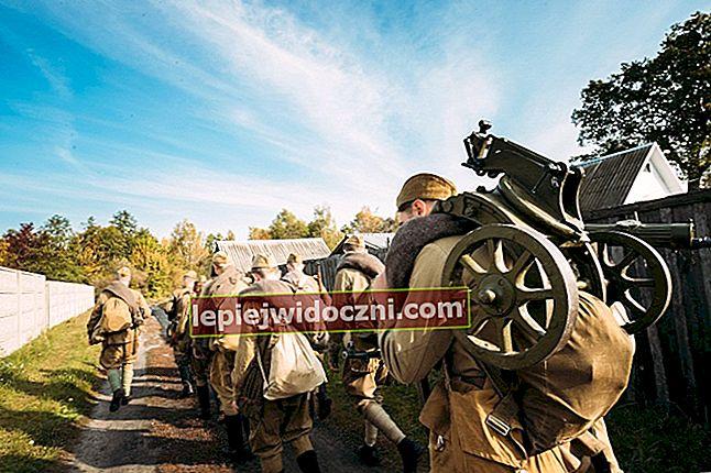 Walka z groźbą dezintegracji: Rebelia G30 S / PKI
